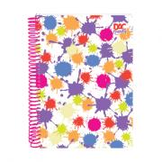 Caderno Splash 15 Matérias 300 Folhas Dac - 2376