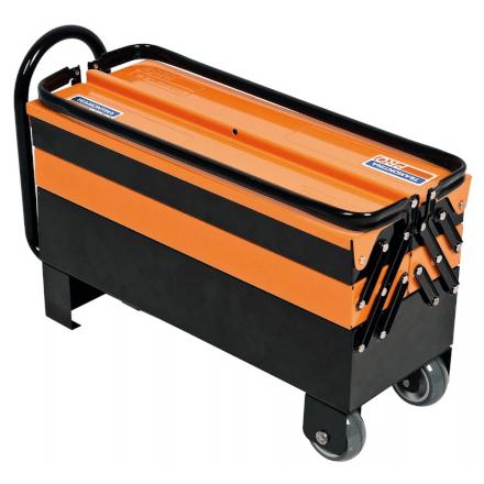 Caixa Para Ferramentas  Cargobox 35 Peças Tramontina Pro