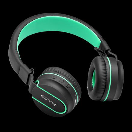 Headphone On Ear Stereo Audio Bluetooth Pulse - PH215