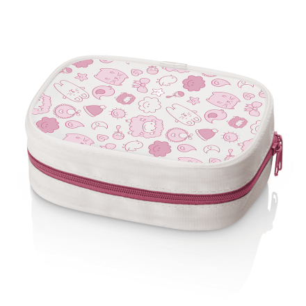 Kit Higiene Rosa - Multikids - BB098