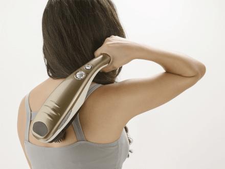 Massageador Hammer Ez Reach Pro + Acessórios 220v - SERENE -