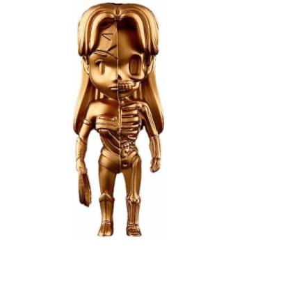 Mulher Maravilha - Colecionável XRay - XRAY0003