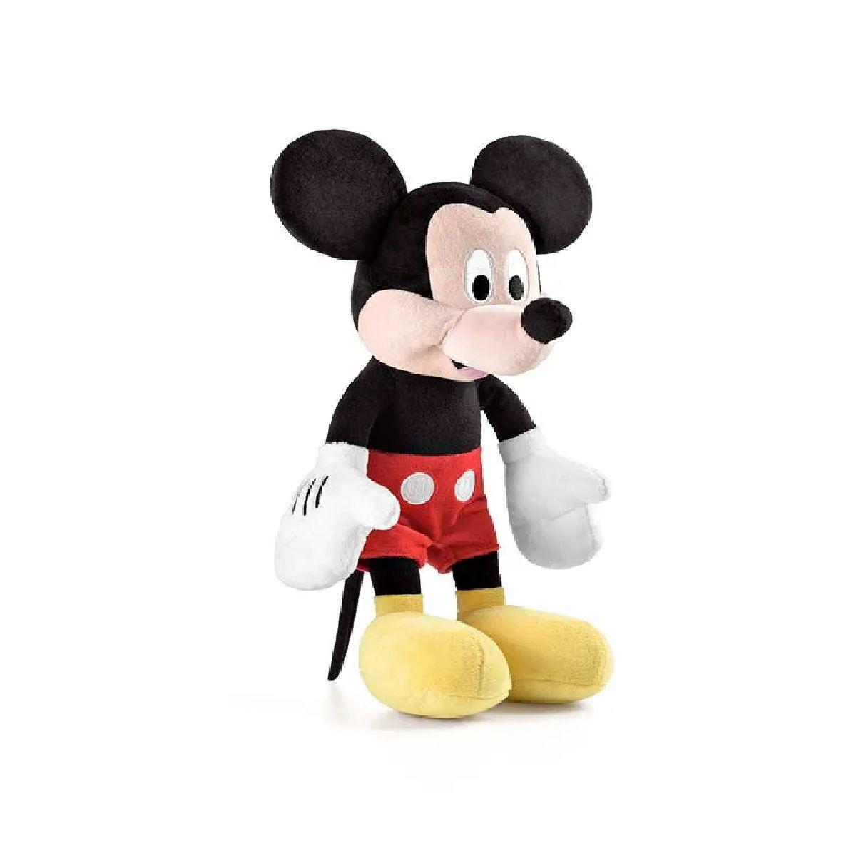 Boneco de Pelúcia Mickey com SOM 33cm - BR332 - Multikids