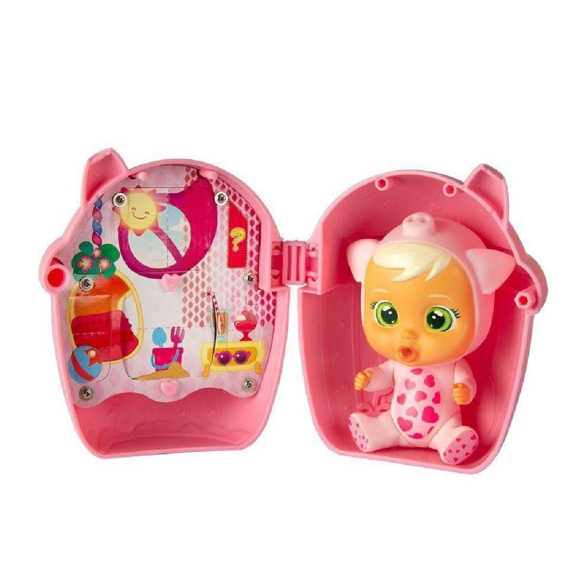 Mini Bonecas Cry Babies Magic Tears Bottle House - BR980 - Multikids