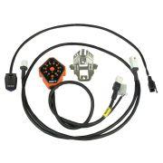 LCGPA (Controle potência + cont. largada digital) (HSQ 250/ 350/450 (16-19) / KTM 250/350/ 450 (16-19) / YAM 250 (16-19)