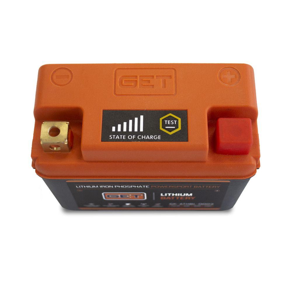 Bateria Lítio - Compatível com BETA/ GAS GAS/HSQ FC/FE 250/350/450/KAW KXF 450/KTM EXCF/SXF 250/350/450/SHERCO/ YAM YZF 250/450