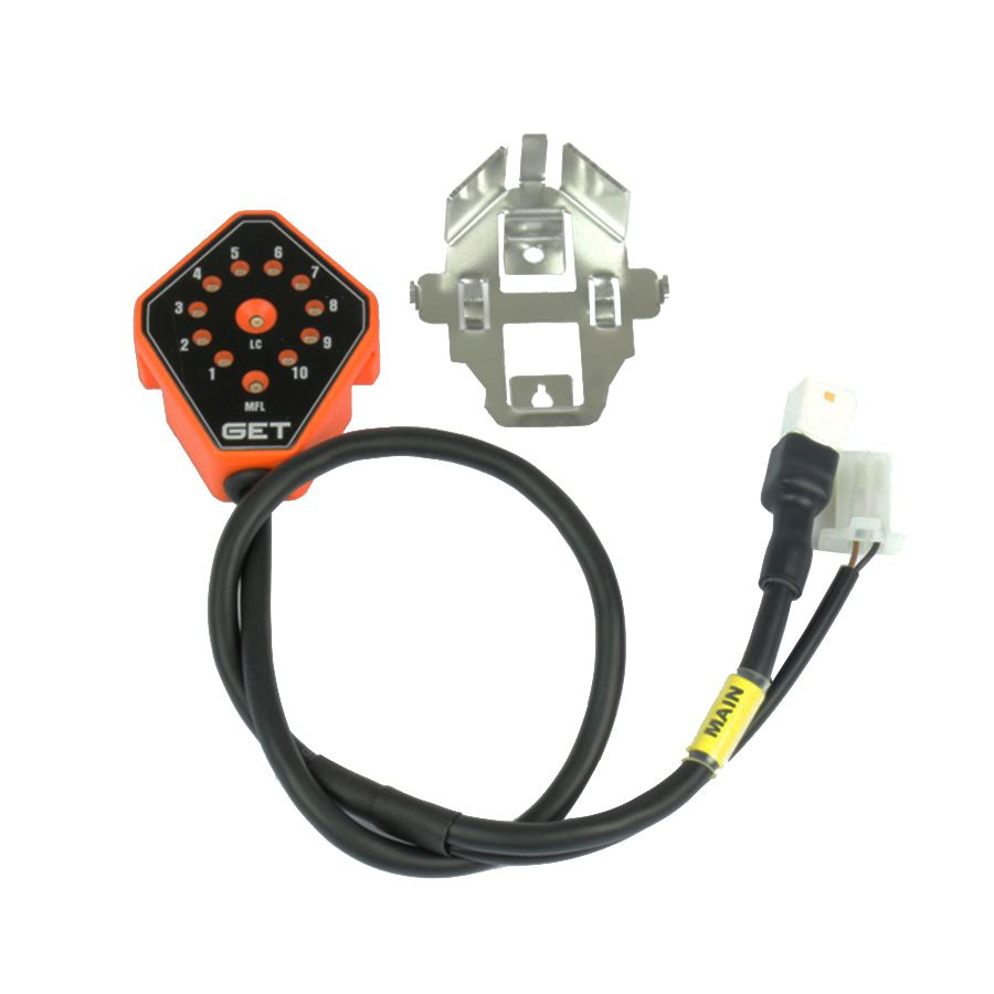LCGPA (Controle de potência + controle de largada digital) KAW 250/450 (16-19) / SUZ 450 (16-19)