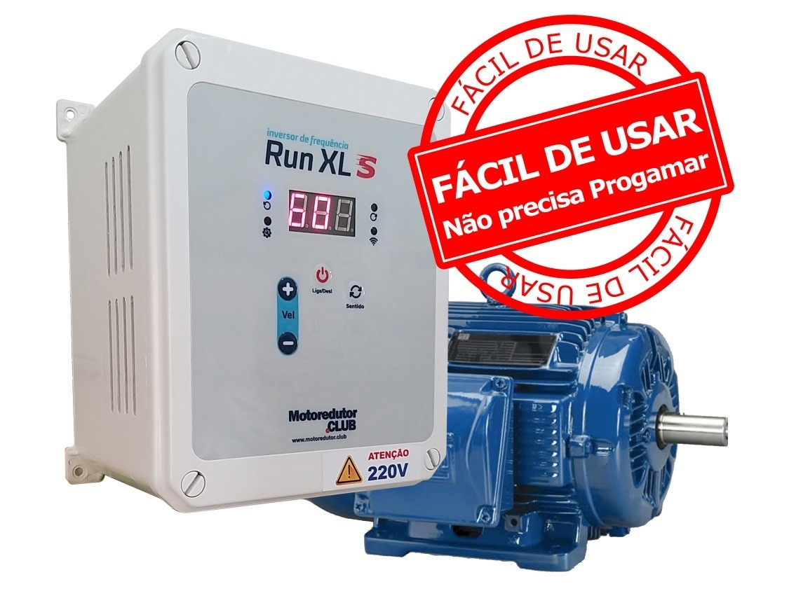 Inversor De Frequência RunXL S 2cv