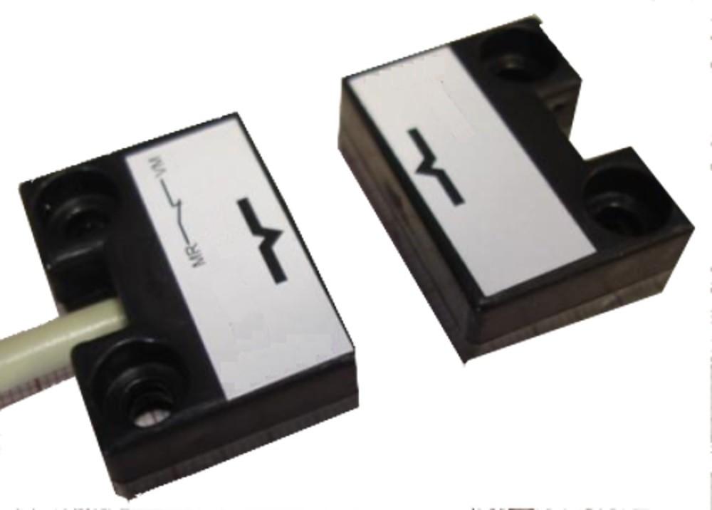 Sensor Magnético Simples Canal Atuador Industrial Residencial