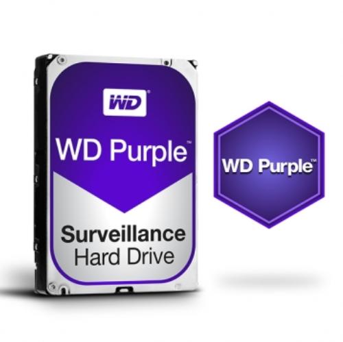 8TB HDs WD Purple™ Discos rígidos para CFTV
