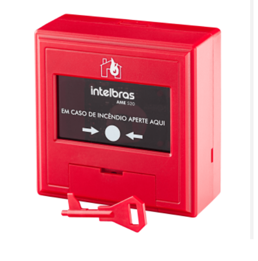 AME 520 Acionador manual endereçável