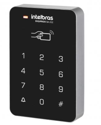 Digiprox SA 202 Controlador de acesso 125 kHz