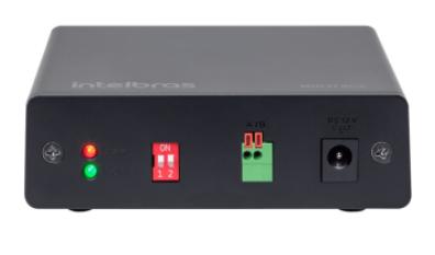 Intelbras Multi-BOX Módulo de Entradas e Saídas de Alarme Multi-BOX