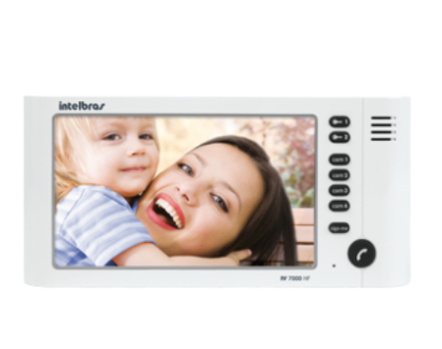 IV 7000 HF IN Módulo interno para videoporteiro