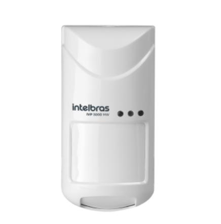 IVP 3000 MW Sensor micro-ondas Intelbras
