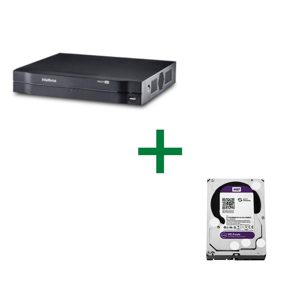MHDX 1004 Gravador Digital de Vídeo Com HD Purple 1 TB