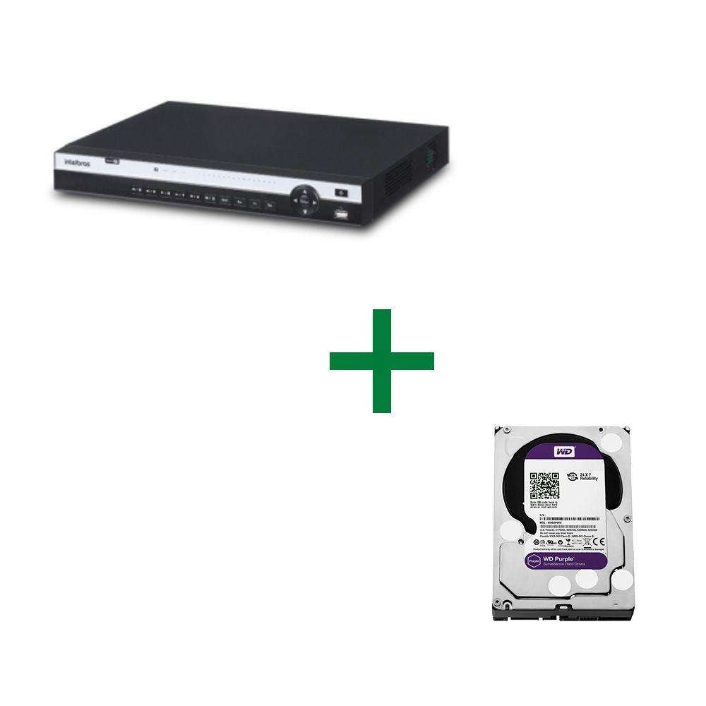 MHDX 5016 Gravador digital de vídeo Multi HD Com HD 4TB