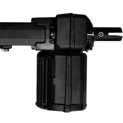 Piston Condominium Jetflex Brushless PPA - Automatizador para portões pivotantes alta velocidade