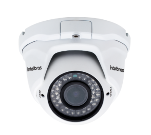 VIP 1130 D VF Câmera IP dome varifocal lente 2,8mm