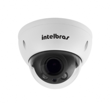 VIP S4120 VF Câmera IP Dome HD Varifocal