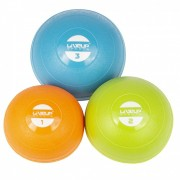 Kit Soft Ball Liveup 1Kg, 2Kg e 3Kg Heavy Ball