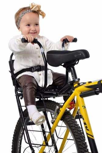 Cadeirinha para Bagageiro de Bicicleta AL-17 - Altmayer