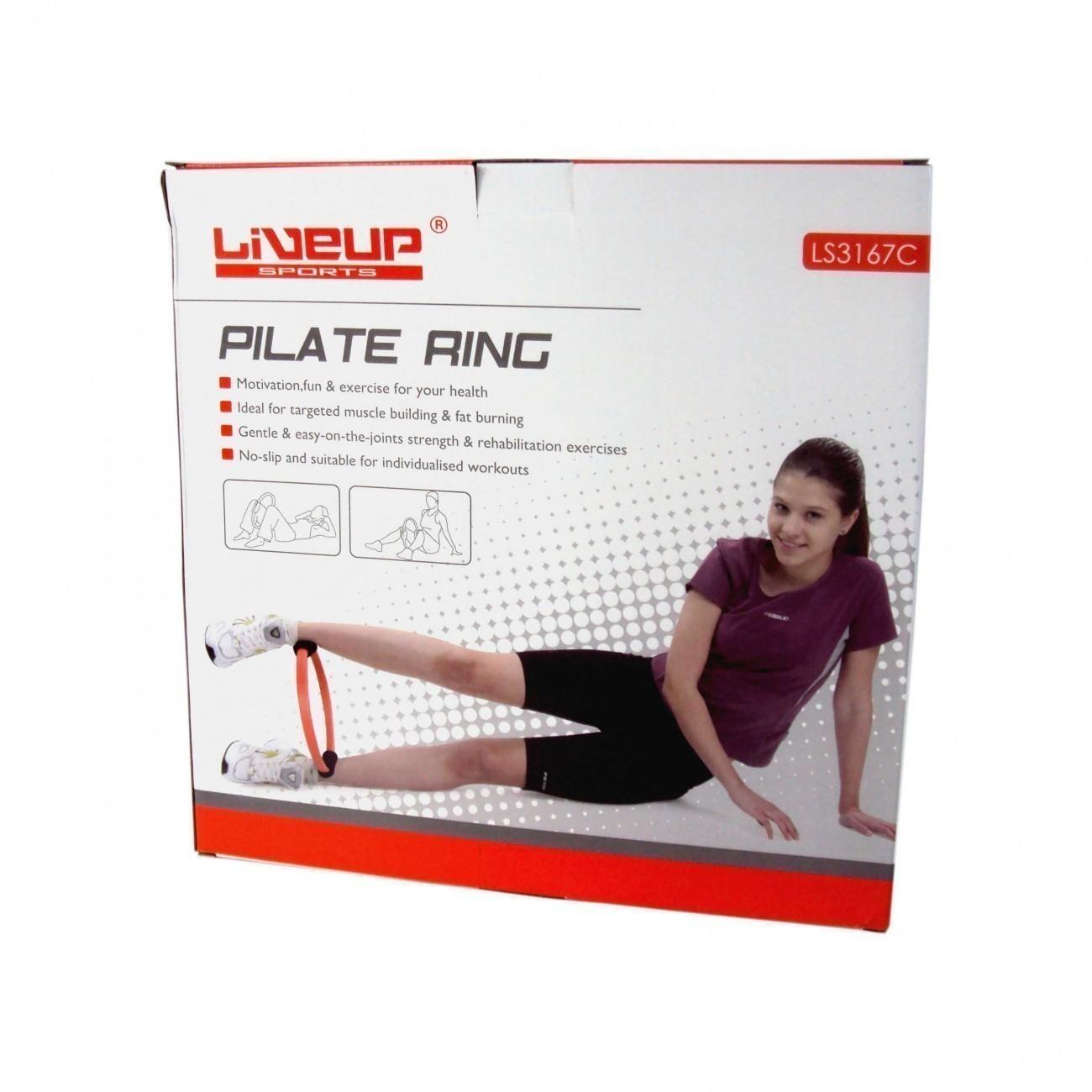 Anel Tonificador de Pilates - LiveUp Sports