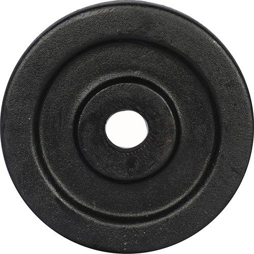 Anilha Comum de Ferro Fundido Pintada - 500g