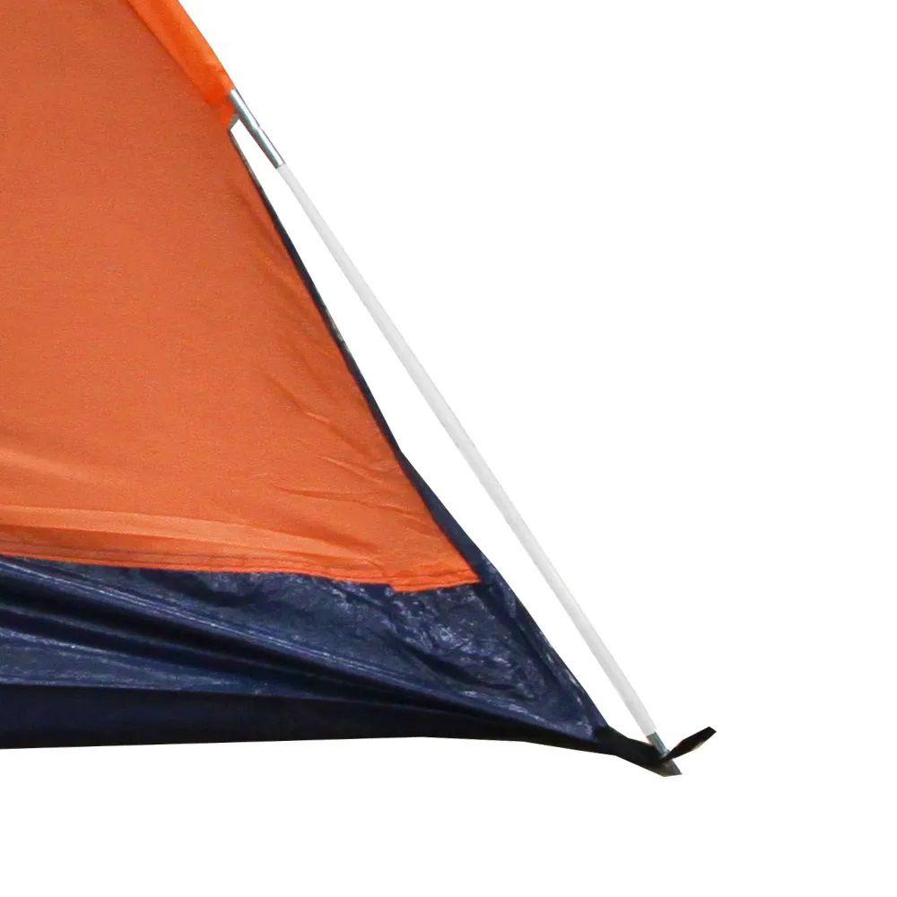 Barraca para Camping NTK com coluna d'água de 600mm Panda 2 pessoas