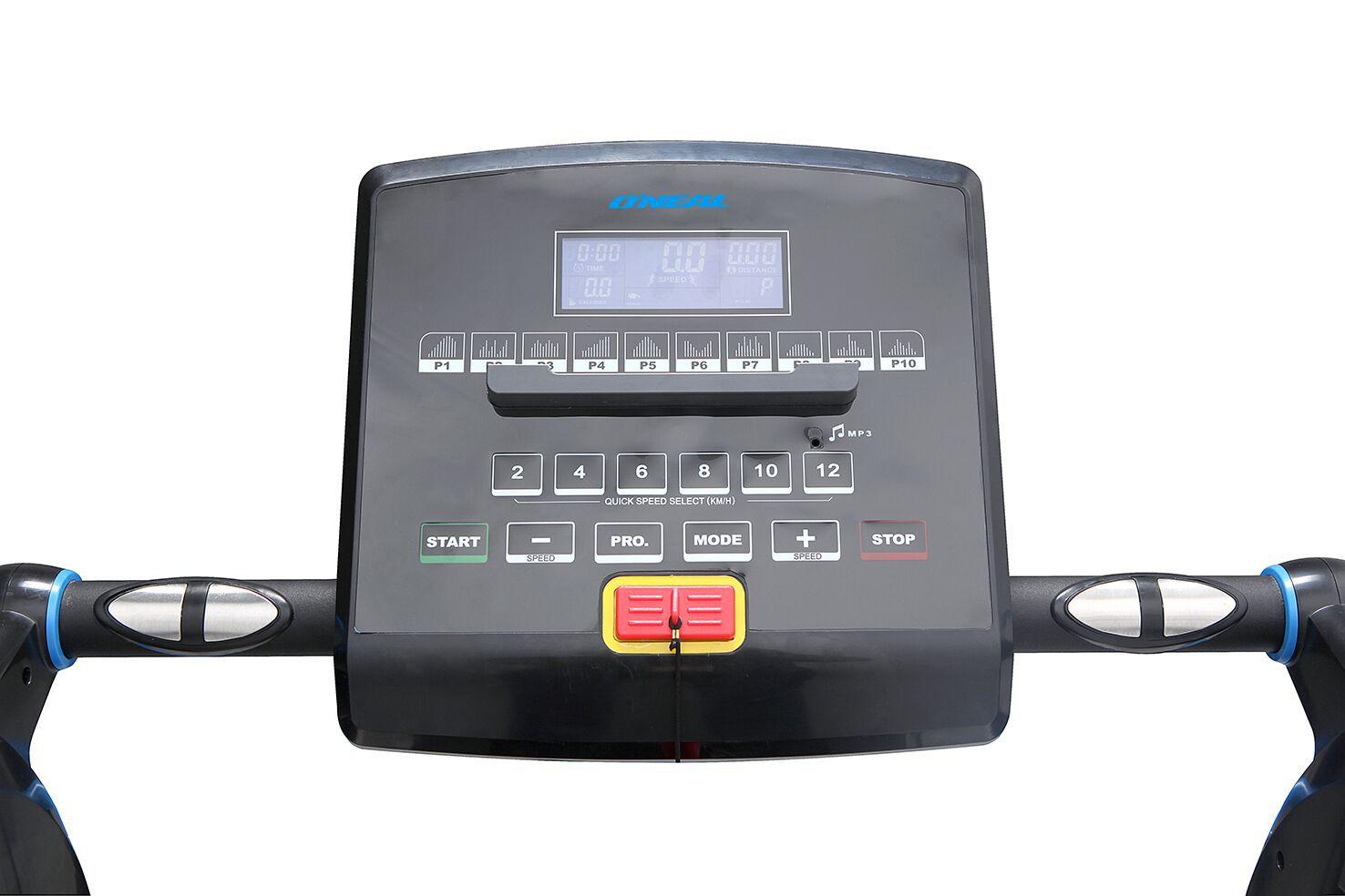 Esteira Elétrica Ergométrica O'neal Semi-Profissional 110v BF018