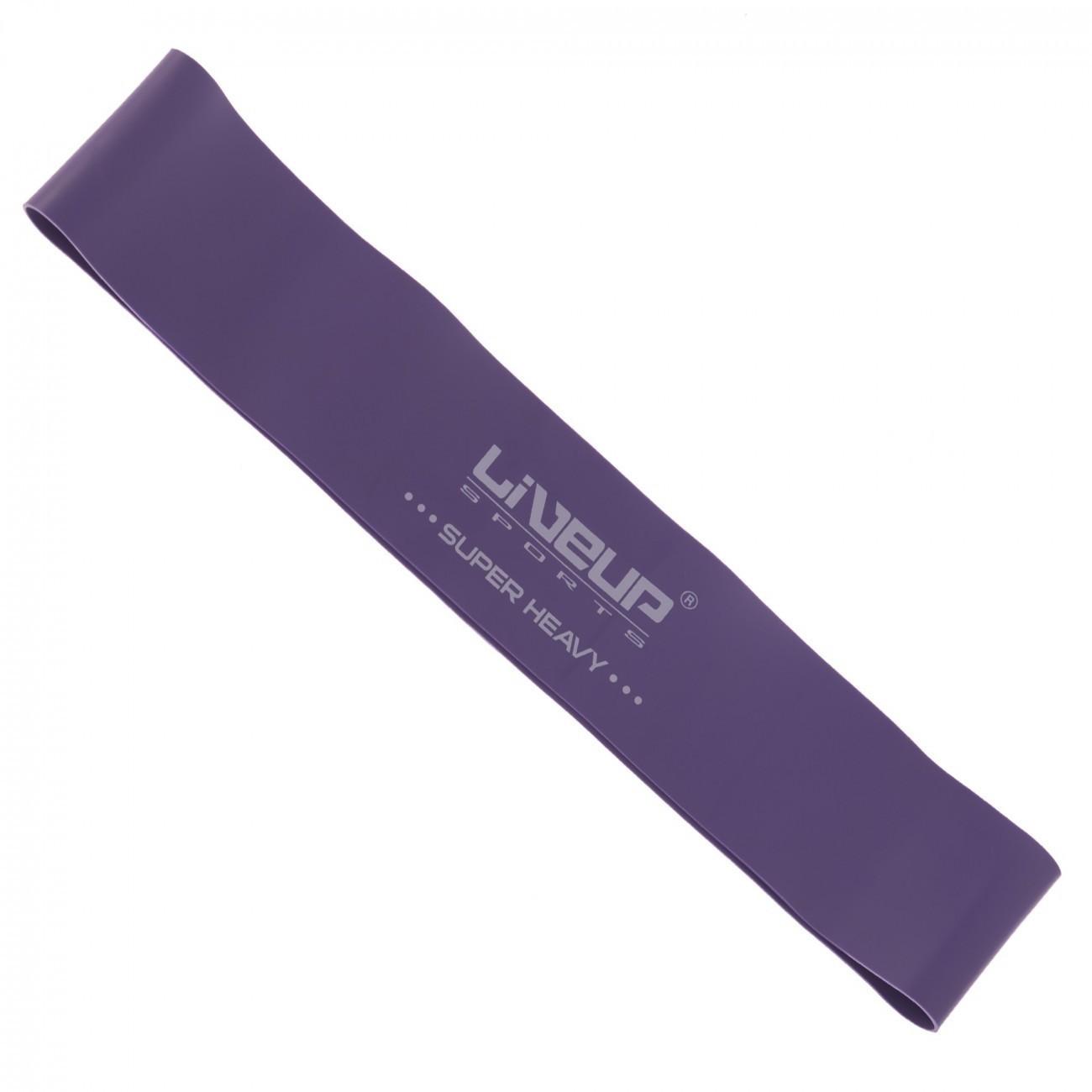 Mini Bands - Intensidade Super Forte - 25x5x0,10cm - Liveup
