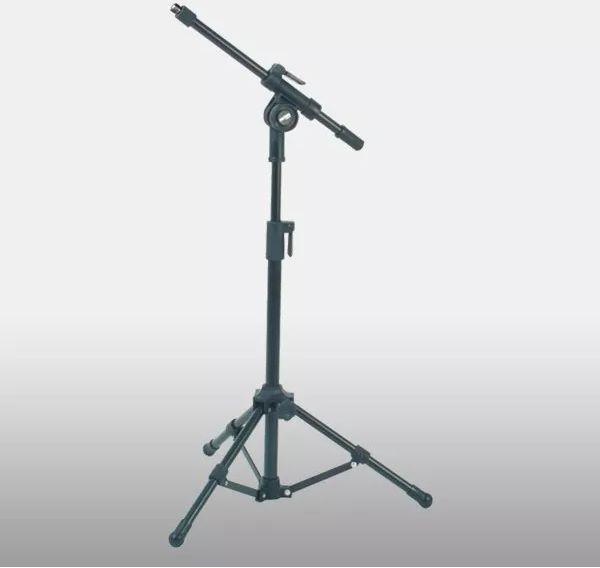 Pedestal de Microfone com Cachimbo PMV-01- JNR - Vector