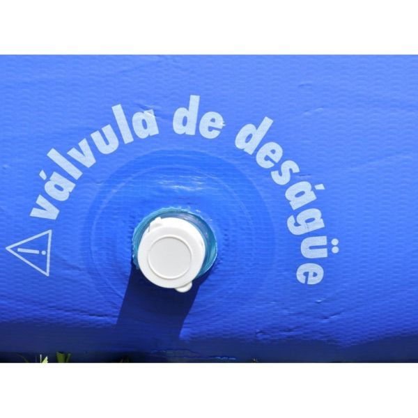 Piscina Inflável Splash Fun Ø3,00m x 76cm - 4600 Litros - Mor