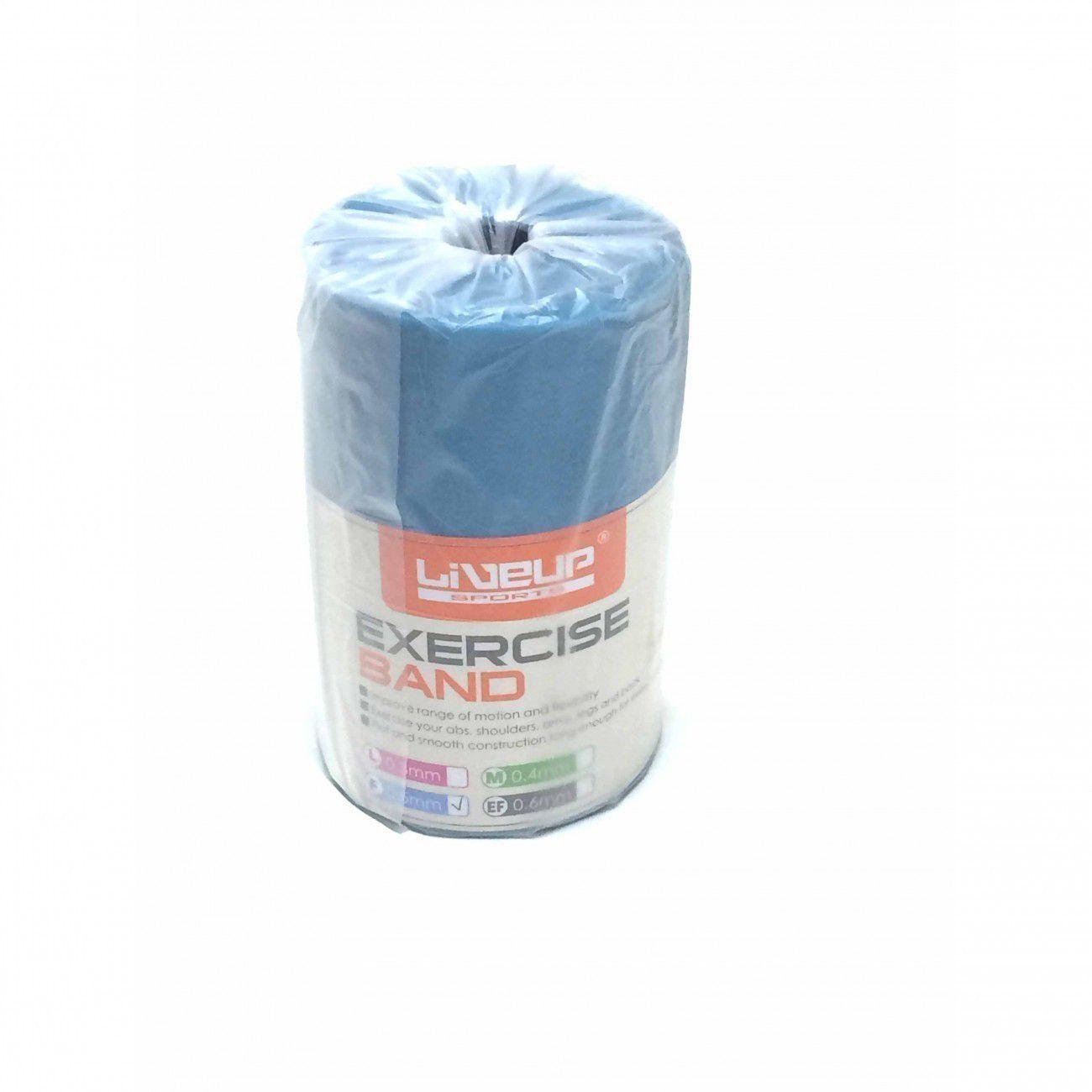 Rolo de Faixa Elástica Intensidade Forte - 12000x150x0.5mm - LiveUp