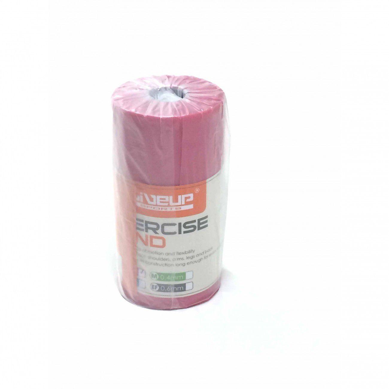 Rolo de Faixa Elástica Intensidade Leve - 12000x150x0.3mm - LiveUp