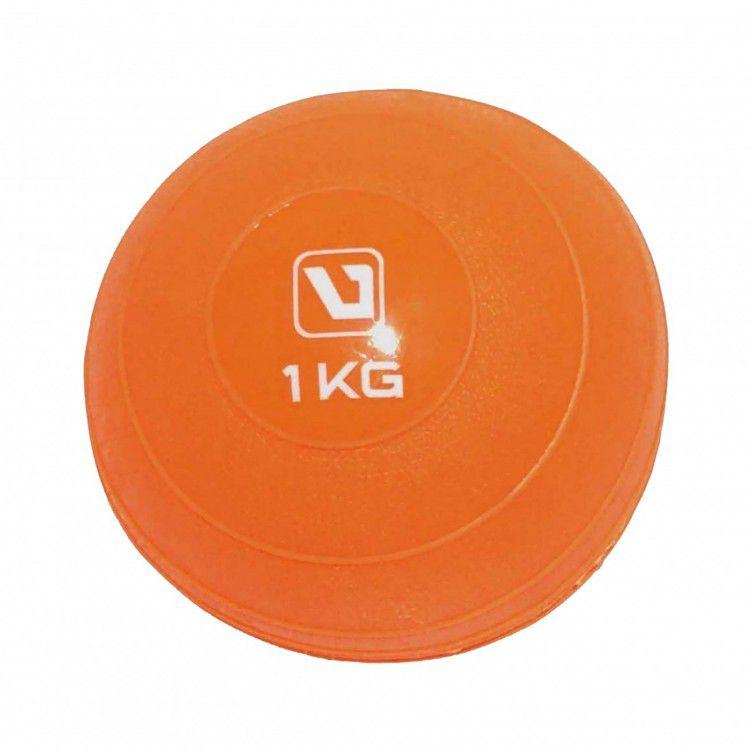 Soft Ball - Mini Bola de Exercícios 1 Kg - LiveUp