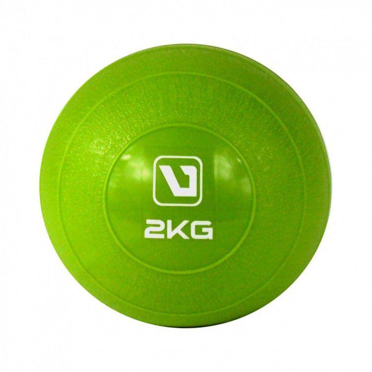 Soft Ball - Mini Bola de Exercícios 2 Kg - LiveUp