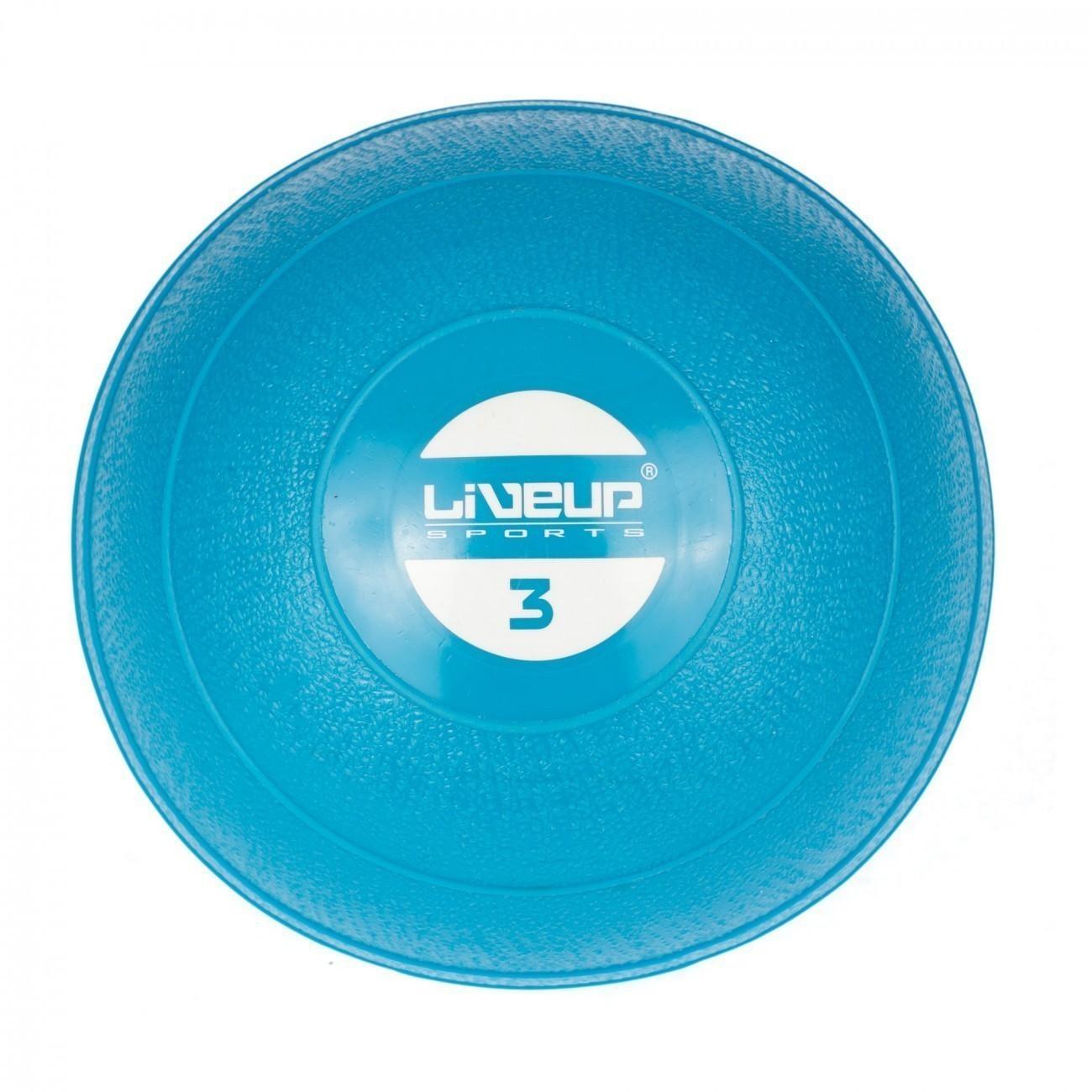 Soft Ball - Mini Bola de Exercícios 3 Kg - LiveUp