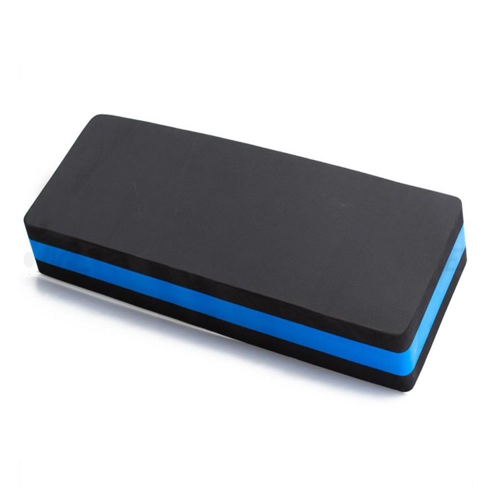 Step EVA 60x30x10cm - Azul e Preto