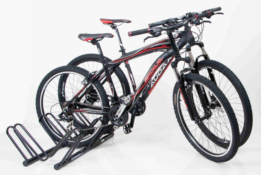 Suporte Bicicletário de Chão 03 Vagas AL-115 - Altmayer