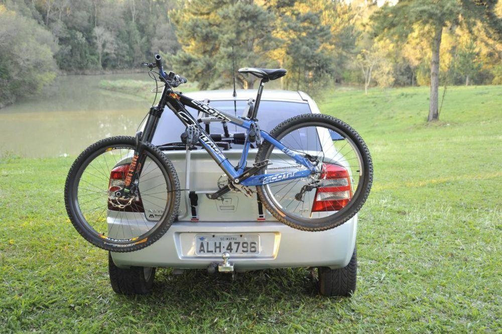 Suporte Veicular TransBike para 03 Bikes Altmayer AL-102
