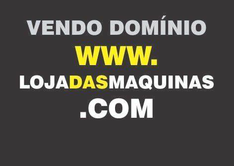Vendo Domínio Site De Internet Lojadasmaquinas.com