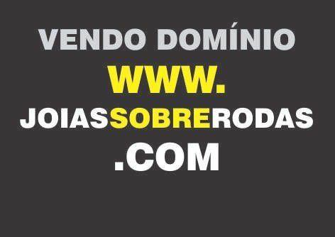 Vendo Domínio Site De Internet Joiassobrerodas.com