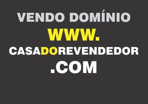 Vendo Domínio Site De Internet Casadorevendedor.com