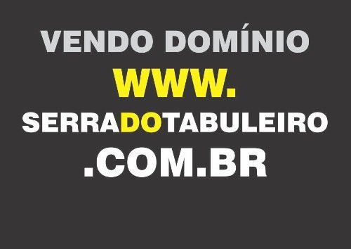 Vendo Domínio Site De Internet Serradotabuleiro.com.br