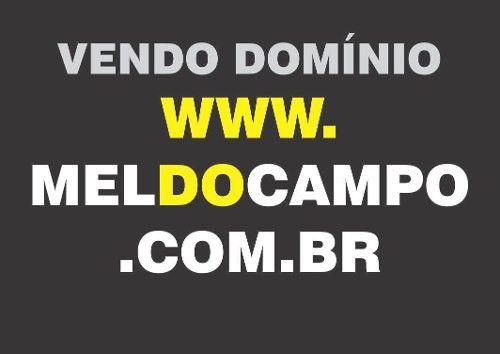 Vendo Domínio Site De Internet Meldocampo.com.br