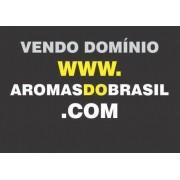 Vendo Domínio Site De Internet Aromasdobrasil com