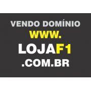 Vendo Domínio Site De Internet Lojaf1.com.br
