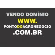 Vendo Domínio Site De Internet Pontodoagronegocio.com.br