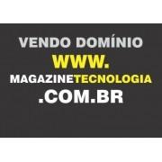 Vendo Domínio Site De Internet Magazinetecnologia.com.br
